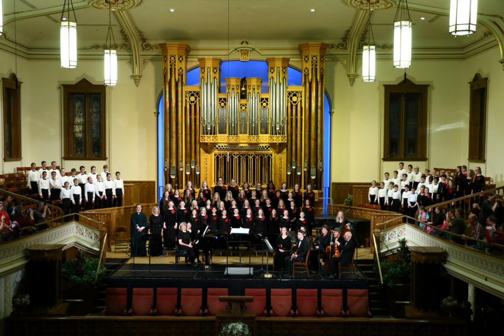 2015 Assembly Hall Christmas Concert