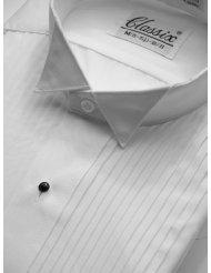 Boy Tux Shirt